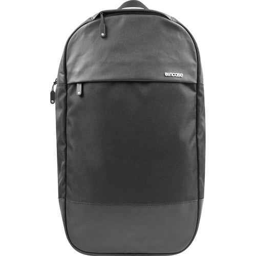 Incase Designs Corp Campus Exclusive Mini Backpack (Black/Black-Coated Canvas)