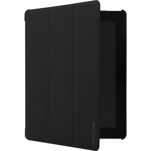 Incase Designs Corp CL60478 Magazine Jacket for iPad 1, 2, 3 and 4 (Black)