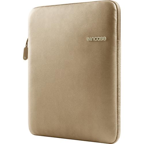 Incase Designs Corp City Sleeve for iPad 2, 3, 4, Air, or Air 2 (Dark Khaki)