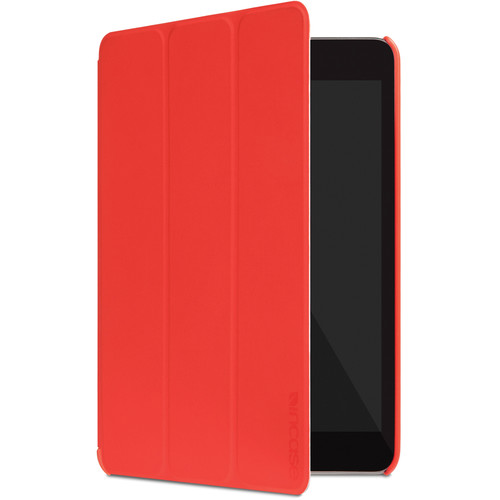 Incase Designs Corp Book Jacket Revolution for iPad Mini (Red)