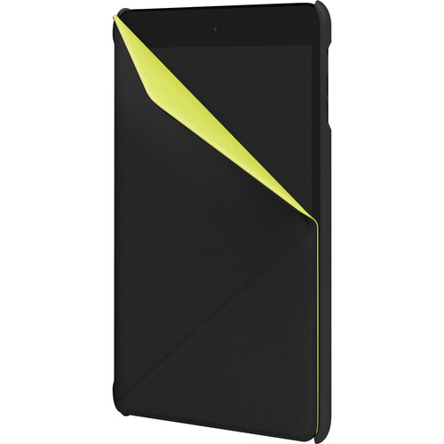 Incase Designs Corp Origami Jacket for iPad mini (Black/Lime)