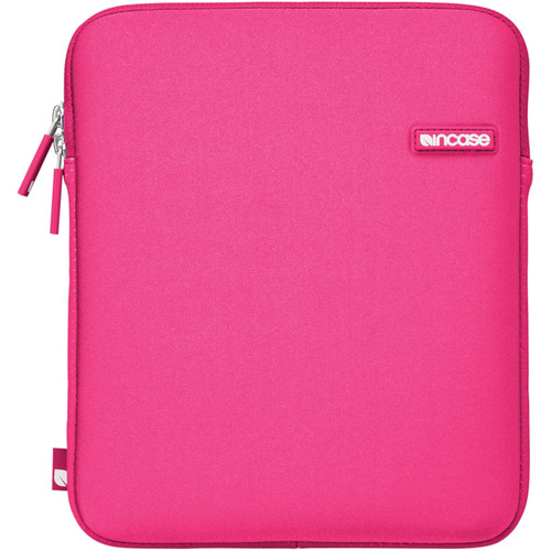 Incase Designs Corp Neoprene Sleeve for iPad 2, 3, 4, Air, or Air 2 (Hot Magenta)