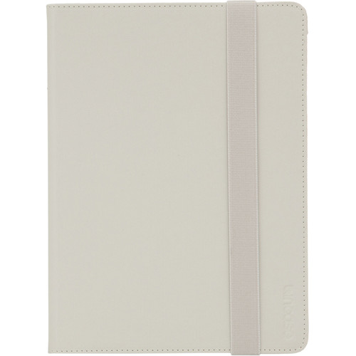 Incase Designs Corp Book Jacket Classic for iPad Air and 2nd/3rd/4th Gen (Gray/Soft Pink)