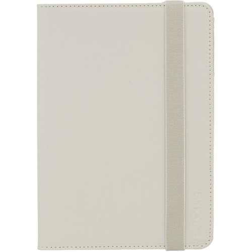 Incase Designs Corp Book Jacket Classic for iPad mini (Gray/Soft Pink)