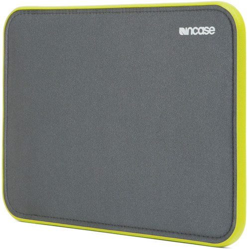 Incase Designs Corp ICON Sleeve with Tensaerlite for iPad Air or Air 2 (Gray/Lumen)