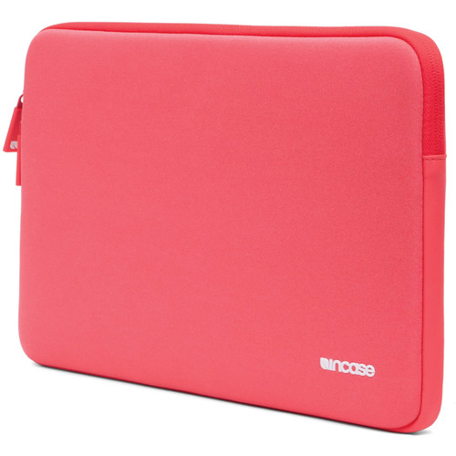 "Incase Designs Corp Neoprene Classic Sleeve for 11"" MacBook (Red Plum)"
