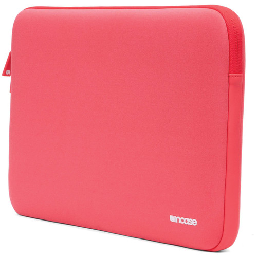 "Incase Designs Corp Neoprene Classic Sleeve for 13"" MacBook (Red Plum)"