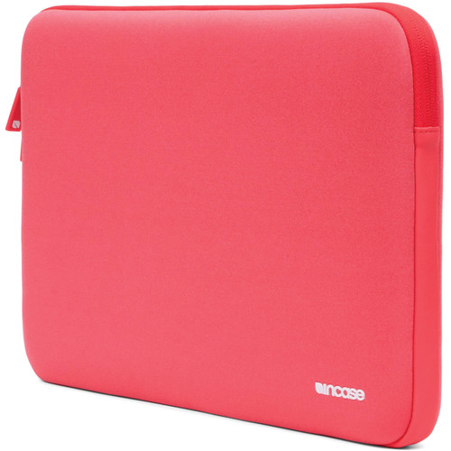 "Incase Designs Corp Neoprene Classic Sleeve for 15"" MacBook (Red Plum)"