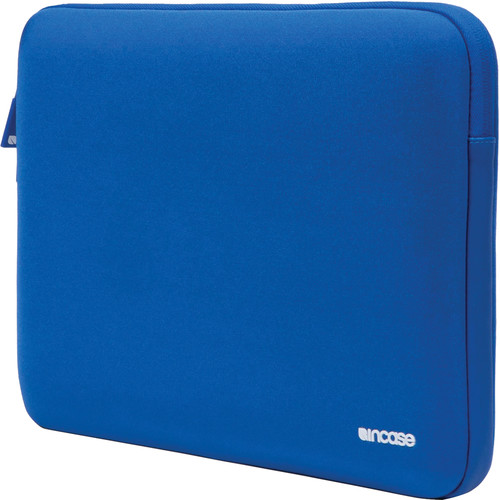 "Incase Designs Corp Neoprene Classic Sleeve for 15"" MacBook (Blueberry)"