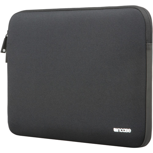 "Incase Designs Corp Neoprene Classic Sleeve V2 for 13"" MacBooks (Black)"