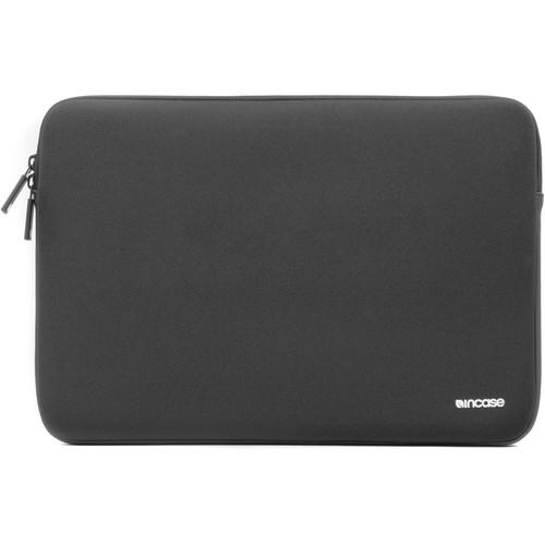 "Incase Designs Corp Neoprene Classic Sleeve V2 for 15"" MacBook (Black)"