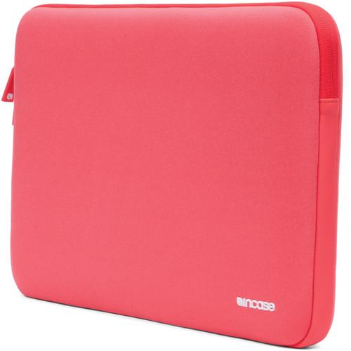 "Incase Designs Corp Neoprene Classic Sleeve V2 for 13"" MacBooks (Red Plum)"
