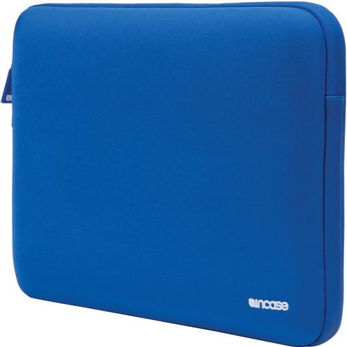 """Incase Designs Corp Neoprene Classic Sleeve V2 for 13"""" MacBooks (Blueberry)"""