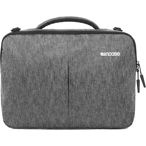 "Incase Designs Corp Reform Brief with Tensaerlite for 13"" MacBook (Heather Black)"