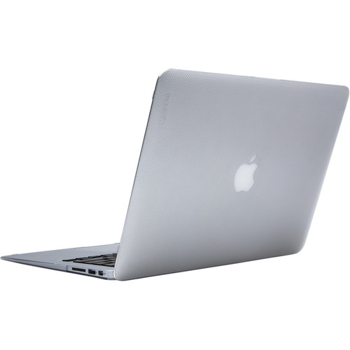 "Incase Designs Corp Hard-Shell Case for MacBook Air 13"" (Dots-Clear)"