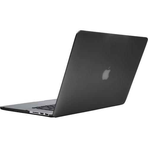"Incase Designs Corp Hardshell Case for MacBook Pro Retina 15"" (Pre-2016) Non-Thunderbolt 3 USB-C (Dots-Black Frost)"
