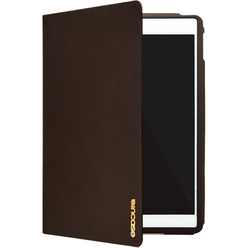 Incase Designs Corp Book Jacket Select for iPad Air 2 (Brown)