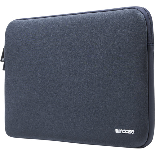 "Incase Designs Corp Neoprene Classic Sleeve for 15"" MacBook (Dolphin Gray)"