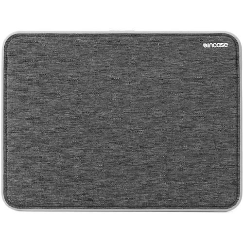 "Incase Designs Corp ICON Sleeve with TENSAERLITE for 13"" MacBook Air (Heather Black / Gray)"