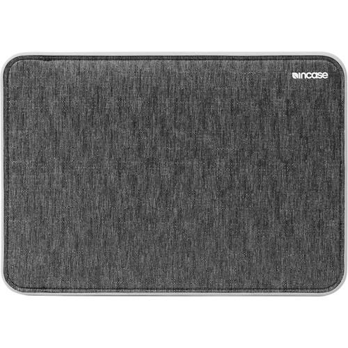 "Incase Designs Corp ICON Sleeve with TENSAERLITE for 13"" MacBook Pro Retina (Heather Black / Gray)"