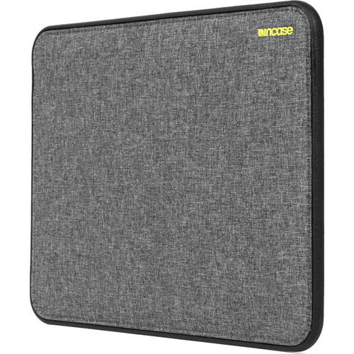 "Incase Designs Corp ICON Sleeve with TENSAERLITE for 13"" MacBook Air (Heather Gray / Black)"