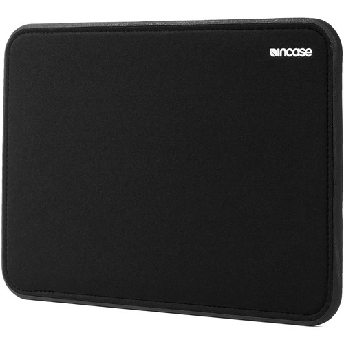 "Incase Designs Corp ICON Sleeve with TENSAERLITE for 12"" MacBook (Black)"