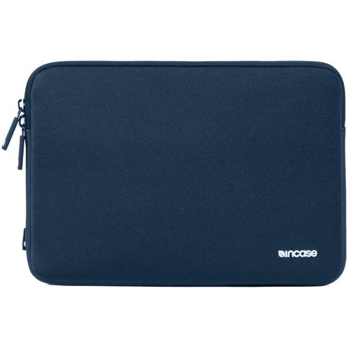 "Incase Designs Corp Neoprene Classic Sleeve for 12"" MacBook (Midnight Blue)"
