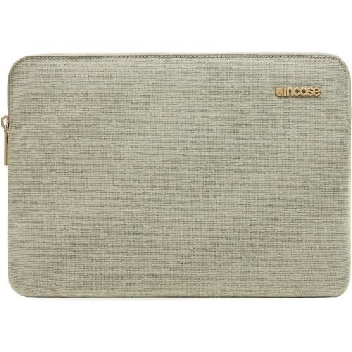 "Incase Designs Corp Slim Sleeve for 12"" MacBook (Heather Khaki)"