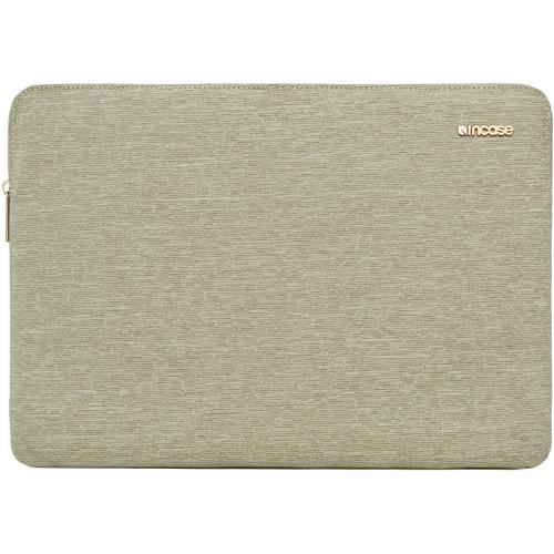 "Incase Designs Corp Slim Sleeve for 15"" MacBook Retina (Heather Khaki)"