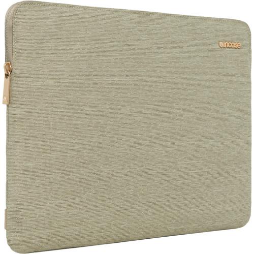 "Incase Designs Corp Slim Sleeve for 13"" MacBook Air (Heather Khaki)"