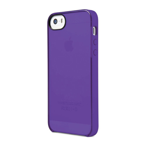 Incase Designs Corp Tinted Pro Snap Case for iPhone 5/5s/SE (Electric Purple)