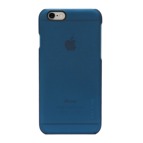 Incase Designs Corp Quick Snap Case for iPhone 6/6s (Blue Moon Soft Touch)