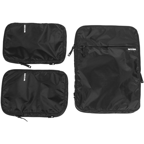 Incase Designs Corp Travel Modular Storage 3-Pack (Black)