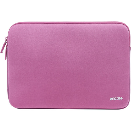 "Incase Designs Corp Neoprene Classic Sleeve for 15"" MacBook (Orchid)"
