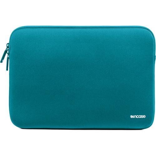 "Incase Designs Corp Neoprene Classic Sleeve for 13"" MacBook (Peacock)"
