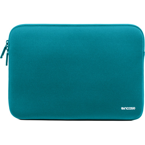 "Incase Designs Corp Neoprene Classic Sleeve for 15"" MacBook (Peacock)"