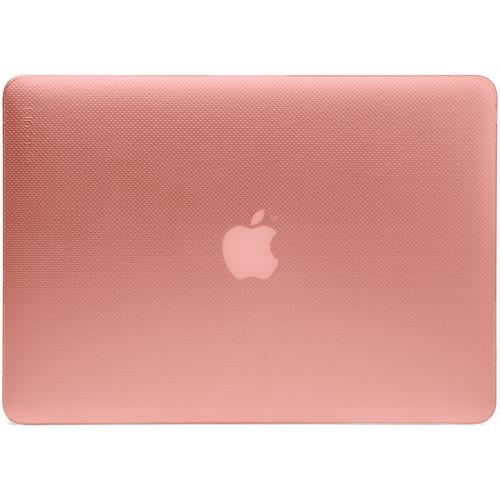 "Incase Designs Corp Hard-Shell Case for MacBook Air 13"" (Dots-Rose Quartz)"
