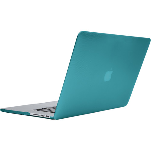 "Incase Designs Corp Hardshell Case for MacBook Pro Retina 15"" (Dots-Peacock)"