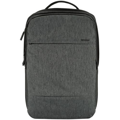 Incase Designs Corp City Commuter Backpack (Heather Black)