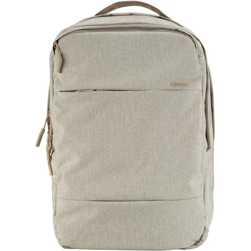 Incase Designs Corp City Commuter Backpack (Heather Khaki)