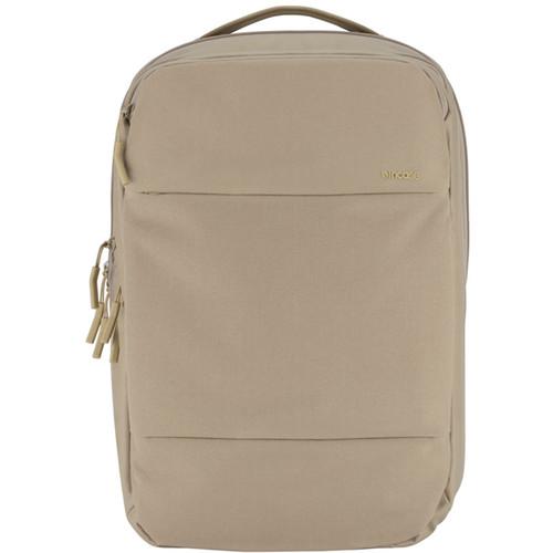 Incase Designs Corp City Commuter Backpack (Dark Khaki)