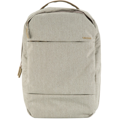 """Incase Designs Corp City Compact Backpack for 15"""" MacBook Pro (Heather Khaki)"""