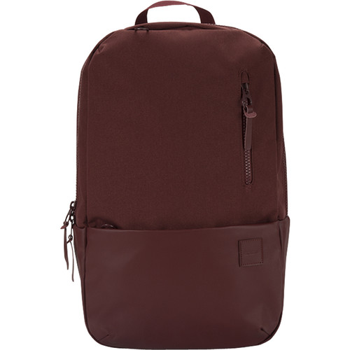"Incase Designs Corp Compass Backpack for 15"" MacBook Pro (Deep Red)"