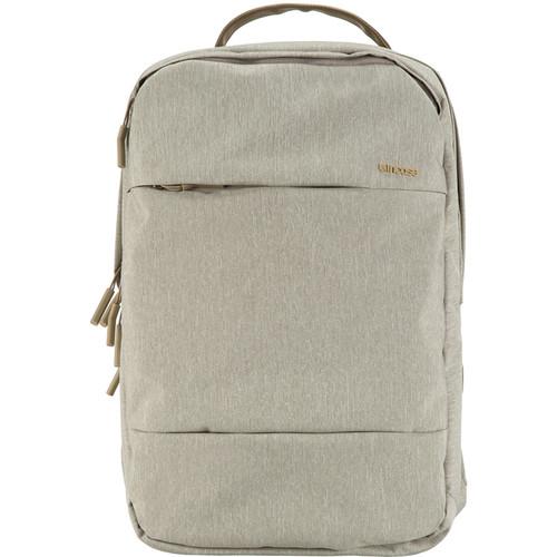 "Incase Designs Corp City Backpack for 17"" MacBook Pro (Heather Khaki)"