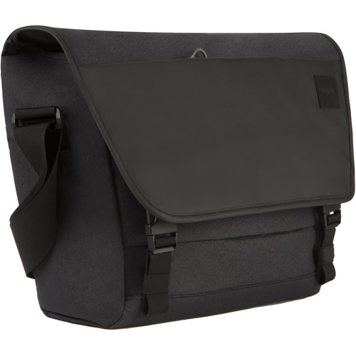 Incase Designs Corp Compass Messenger Bag (Black)