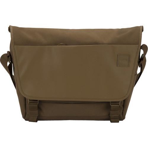 Incase Designs Corp Compass Messenger Bag (Bronze)