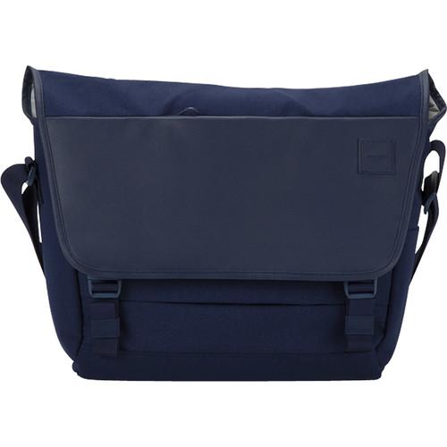 Incase Designs Corp Compass Messenger Bag (Navy)