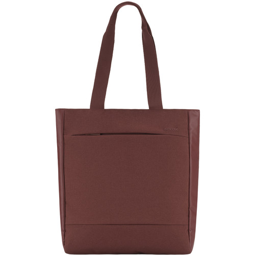Incase Designs Corp City General Tote Bag (Deep Red)