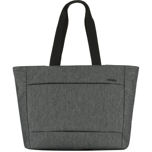 Incase Designs Corp City Market Tote Bag (Heather Black)