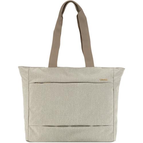 Incase Designs Corp City Market Tote Bag (Heather Khaki)